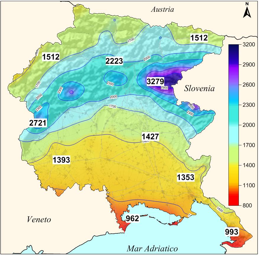 Sezione Veneto - Friuli Venezia Giulia - Trentino Alto Adige